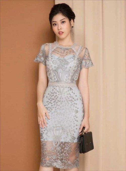 Vestidos Elegantes Para Bautizos De Noche En 2019 Vestidos