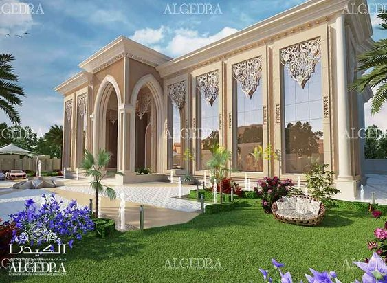 Gallery algedra beautiful houses pinterest dubai for Style de villa moderne