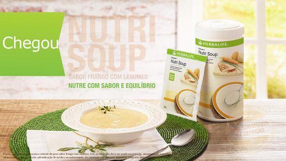 """Foco em Vida Saudavel Herbalife — """"Nutri Soup"""" Herbalife surge como opção salgada... .'. compre #herbalife:  http://www.focoemvidasaudavel.com.br contato@focoemvidasaudavel.com.br"""