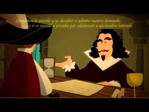 Tercer Episodio - Martín Nevares demanda a Melchor de Osuna por la desaparición de Esteban Nevares. - www.matildeasensi.net