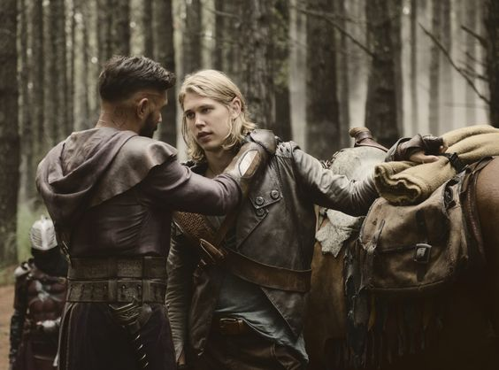 The Shannara Chronicles - Wil Ohmsford and Allanon