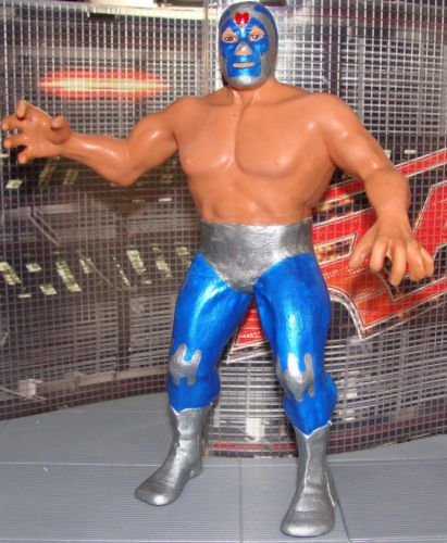 Mascaras figure custom mil and more wrestling wwe mascaras ebay