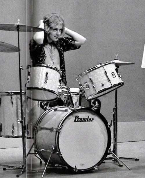 Roger Taylor Mejores Bandas De Rock Bandas De Rock Bateristas