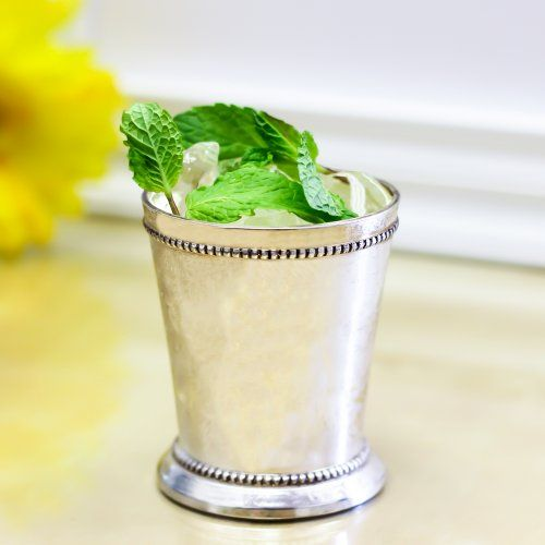 Mint julep cups, julep cup bud vases | Mint Julep Cups, Mint and Minis