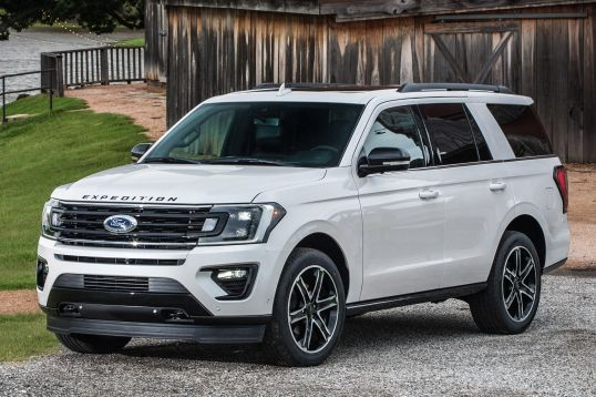 2019 Ford Expedition Stealth Edition 39 2018 Edition