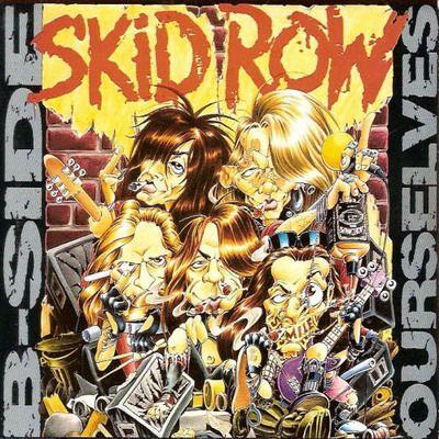 Ouvir Skid Row tocando músicas dos seus ídolos é magnífico