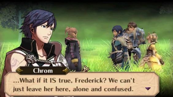 Fire Emblem Self-Insert Character Analysis gamesnews-4all - character analysis