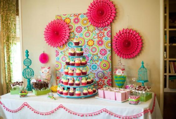 ideas para cumpleaños de lechuzas