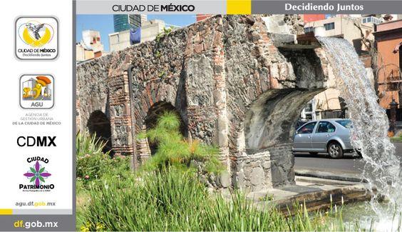 Acueducto Chapultepec