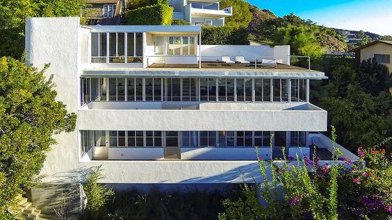 Devo Member Unloads His Restored Richard Neutra House - Sold Stuff - Curbed National