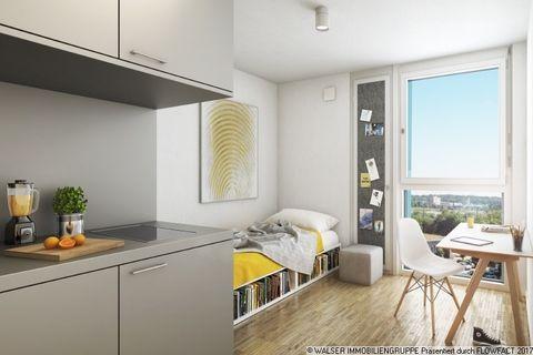 Unity Modernes Studenten Apartment Im Neubau Inkl Sz De Wohnung In Munchen Haus 1 Zimmer Wohnung