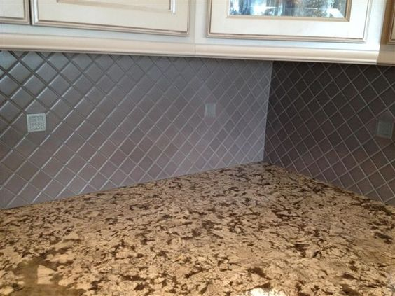 backsplash ceramictec diagonal backsplash tile diagonal chocolate 2x2