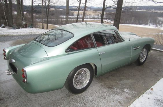 This Aston Martin is no Trailer Queen