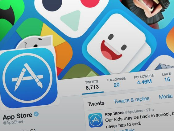 These are all of Apple's official Twitter accounts | iMore