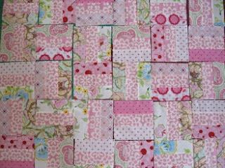 Tutorial: How to make a patchwork quilt | Flossie Teacakes