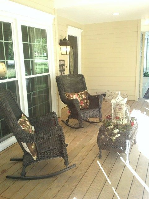 Porch Rockers From Seasonal Concepts The Porch Rockin 39 And Or . Seasonal  Concepts Patio Furniture ...