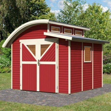 abri de jardin en bois abris de jardin en bois pinterest a m. Black Bedroom Furniture Sets. Home Design Ideas