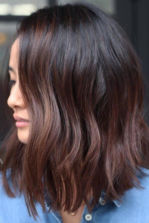 Fall 2020 Hairstyles To Show Your Stylist Stat Espresso Hair Color Hair Styles Hair