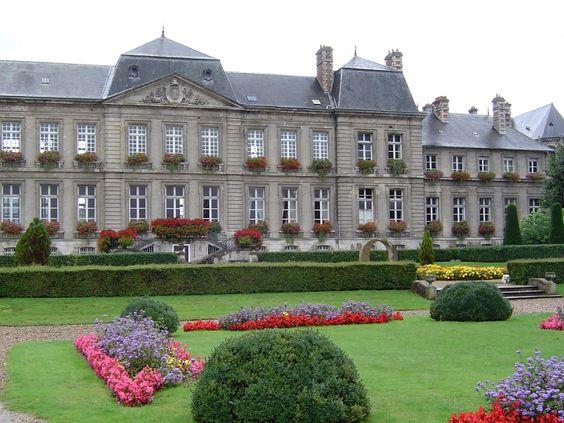 Le Palais de l'Intendance de Soissons - Aisne - hotel: