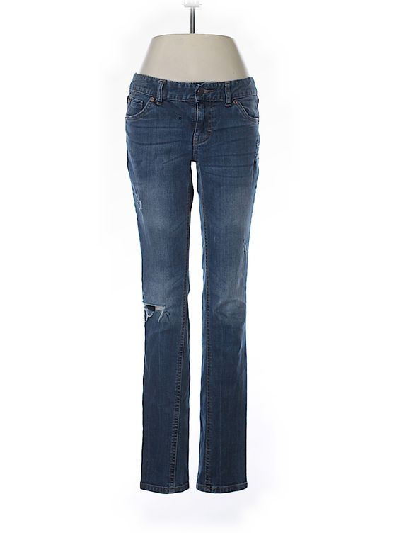 Check it out—Mossimo Jeans for $4.99 at thredUP!