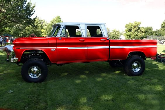 Post pics. Lets see how many 60-66 4x4 are out there. - Page 9 - The 1947 - Present Chevrolet & GMC Truck Message Board Network