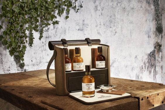 & The best spirit gift boxes for Christmas   Aberlour whisky Aboutintivar.Com