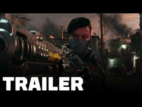 Call Of Duty Black Ops 4 Launch Gameplay Trailer Black Ops