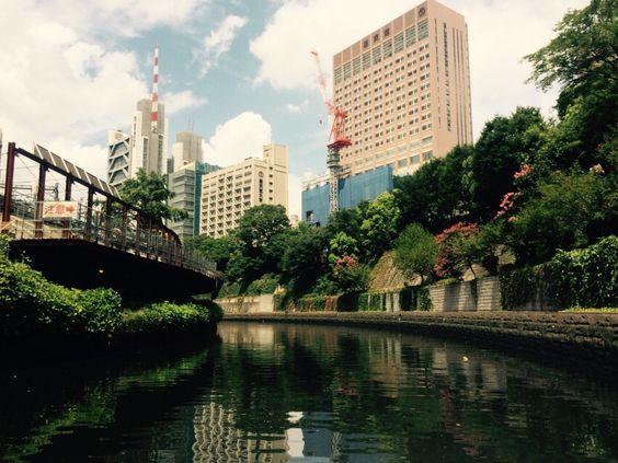 The canals of Tokyo - Ochanomizu