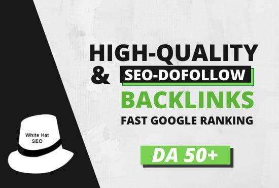 I Will White Hat High Quality Dofollow Seo Backlinks Link Building Backlinks Website Ranking White Hat