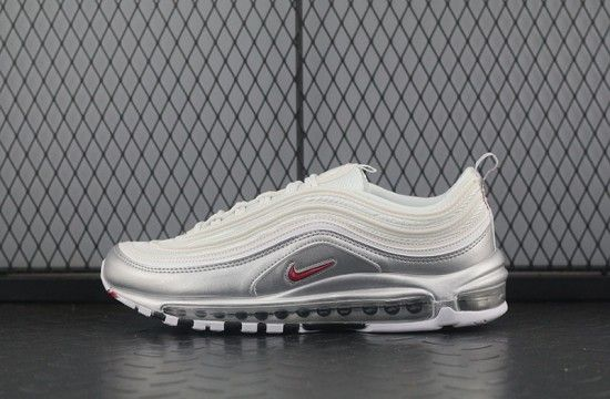 Nike Air Max 97 QS 'B Sides White' [AT5458 100] | ROOTED