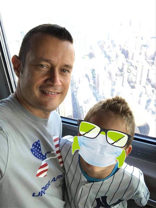 Traveling with the Kiddo! - Josh Vignona