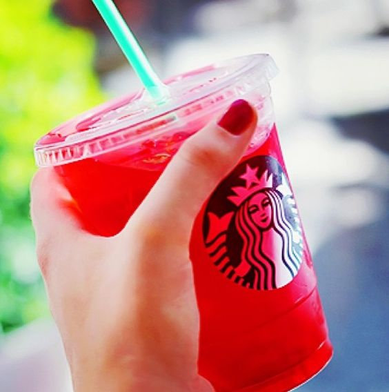 are fruit juices healthy passion fruit tea starbucks