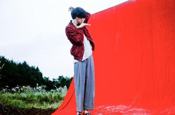 米津玄師の赤