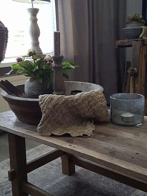 Pin Van Erin Van Dussen Op Huiskamer Home Deco Woonkamer Decoratie Wooninrichting