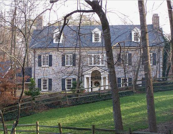 Top Pinned Images Of January 2014 A Pennsylvania Bucks County Stone Farmhouse Architect Jack Davis