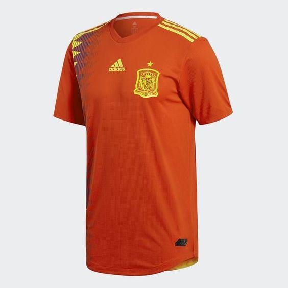 Camiseta primera equipación España - Rojo adidas | adidas España