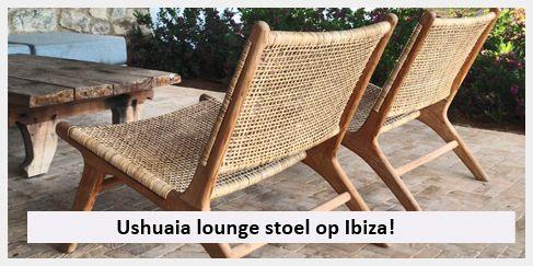 Ushuaia Lounge Stoel.Ushuaia Lounge Stoel Op Ibiza Stoelen Tuinmeubilair En Ushuaia