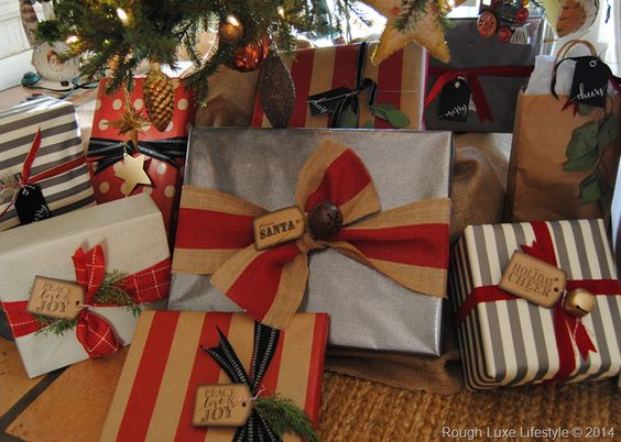 Rough Luxe Lifestyle Using Indigenous Organic Materials to Enhance your Home for the Holidays