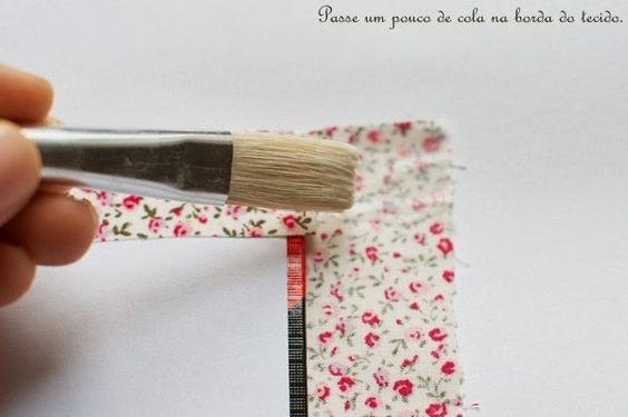 Faça você mesma: Moleskine Floral (P.A.P. - D.I.Y.)
