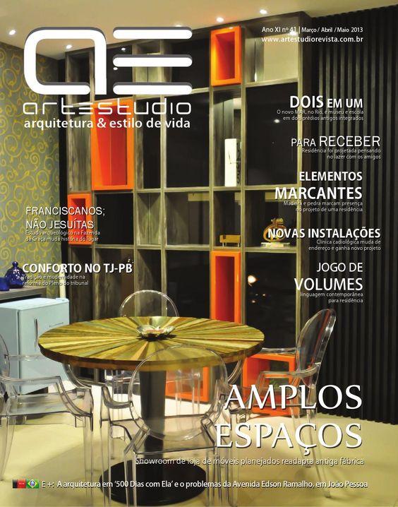 ARTESTUDIO 41  Arquitetura, decoração, arte, viagem