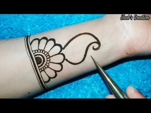 Fullhand Arabic Mehndi Design Simple Easy Mehendi Design Shaded Arabic Mehndi Youtube Mehendi Simple Mehandi Designs Easy Mehndi Design Pictures,Hotel Design Secret De Paris