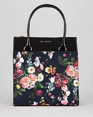 Ted Baker Tote - Koola Floral Shopper   Bloomingdale's