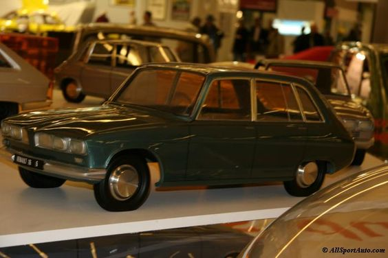 OG | 1965 Renault 16 - Project 115 | Scale model