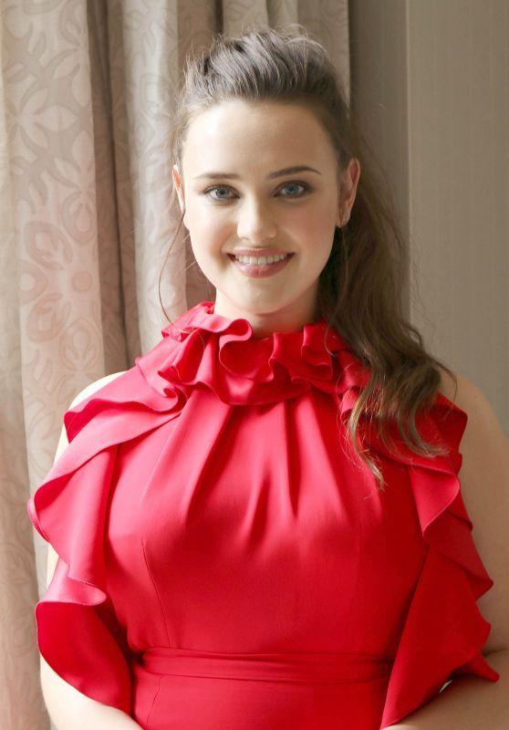 Katherine Langford Love Simon Press Conference In London Beautiful Girl Face Beauty Girl Beauty Full Girl