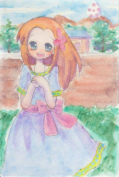 Marin from Link's Awakening