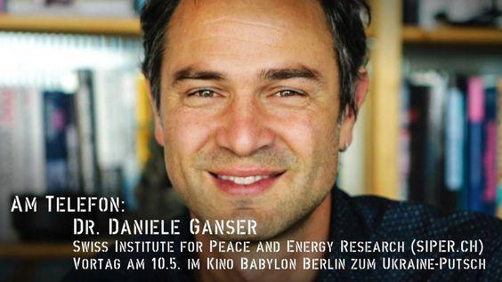 KenFM am Telefon: Dr. Daniele Ganser. Regime-Change in der Ukraine