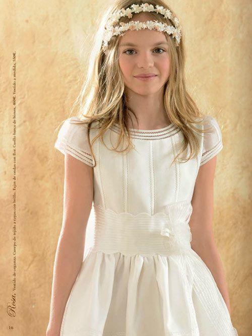 Vestido de comunion corte ingles google search boda - Corte ingles catalogos ...