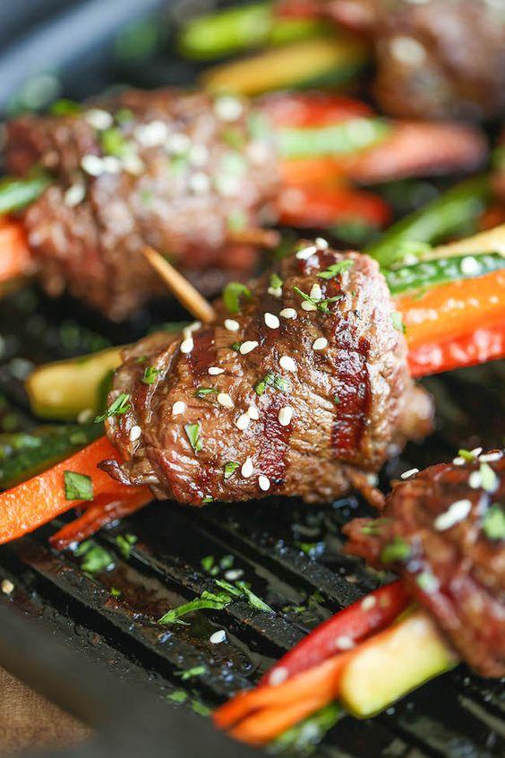 Steak rolls, Steaks and Roll ups on Pinterest