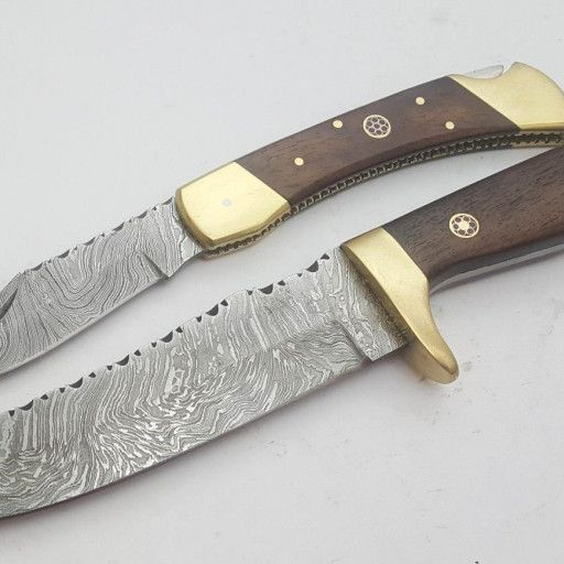 Details Description Overall Length 11 5 Inches Sheath Material Cowhide Leather Handle Black Micarta Sheet This B Knife Damascus Knife Leather Handle