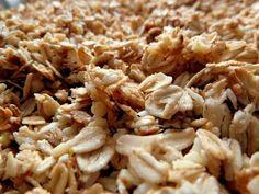 Frische Brise: Knuspermüsli - selbst gemacht